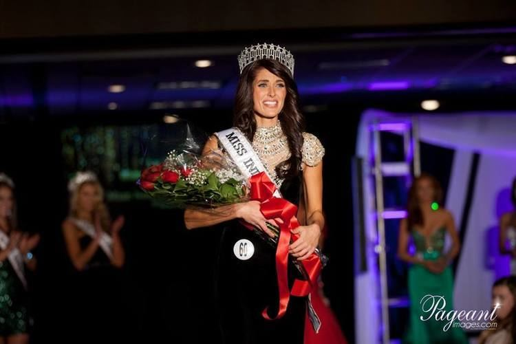 Gretchen Reece Miss Indiana USA Gretchen Reece Will Crown First Oolitic