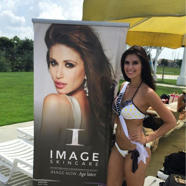 Gretchen Reece Gretchen Reece Miss Indiana Photos 2015 Miss USA