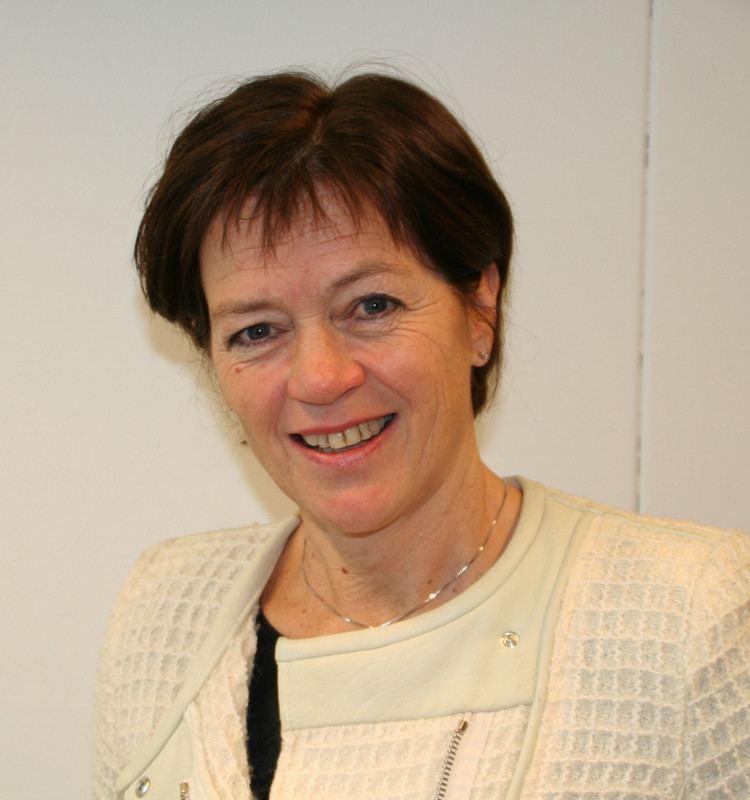 Grete Ingeborg Nykkelmo Grete Ingeborg Nykkelmo er ny leder i Ungt Entreprenrskap Norge