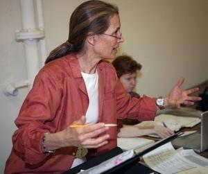 Grethe Barrett Holby BIO GRETHE BARRETT HOLBY