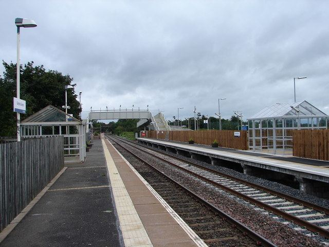 Gretna Green railway station