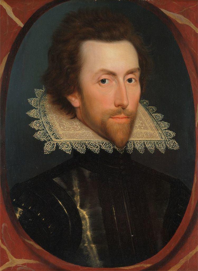 Grey Brydges, 5th Baron Chandos