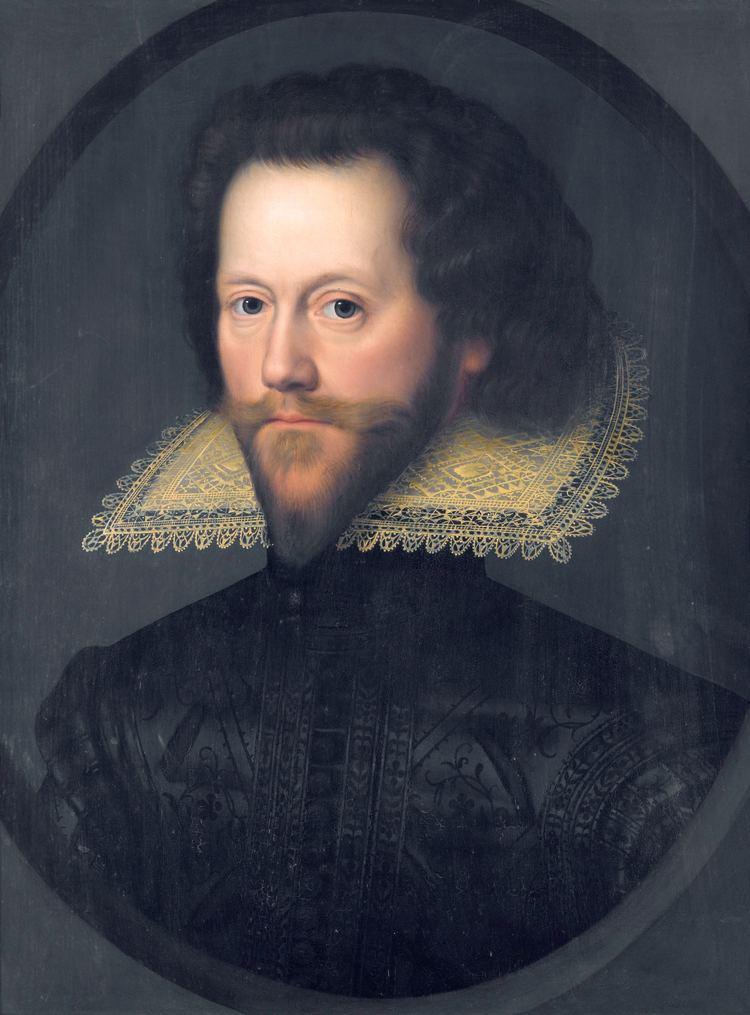 Grey Brydges, 5th Baron Chandos FileGrey Brydges 5th Baron Chandos 157891621 by William Larkin