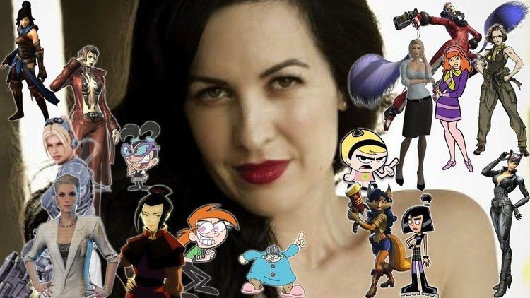 Grey DeLisle The Many Voices of Grey DeLisle In Video Games YouTube