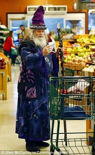Grey School of Wizardry Grey School of Wizardry Real life Dumbledore opens world39s first