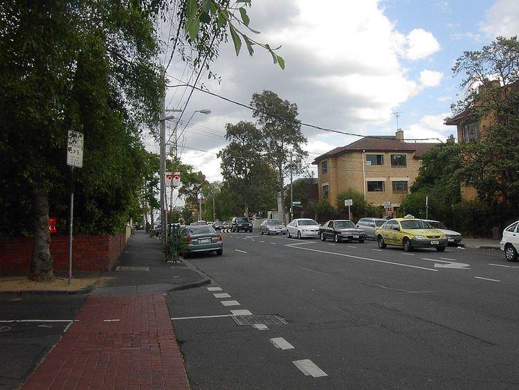 Grey Street, Melbourne