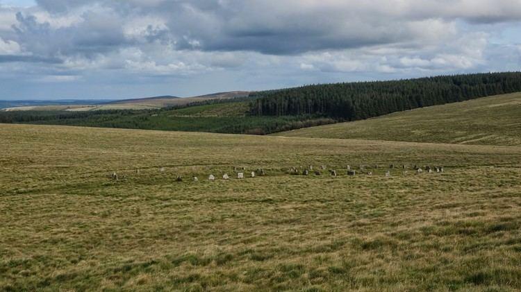 Grey Wethers The Grey Wethers Stone Circles Dartmoor Walks