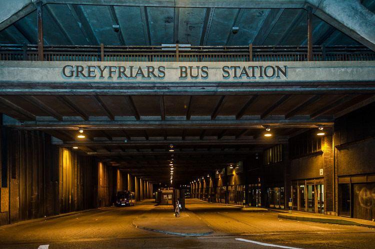 Greyfriars bus station Greyfriars Bus Station Robin Hickmott Flickr