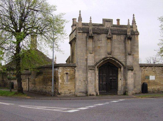 Greyfriars, Stamford