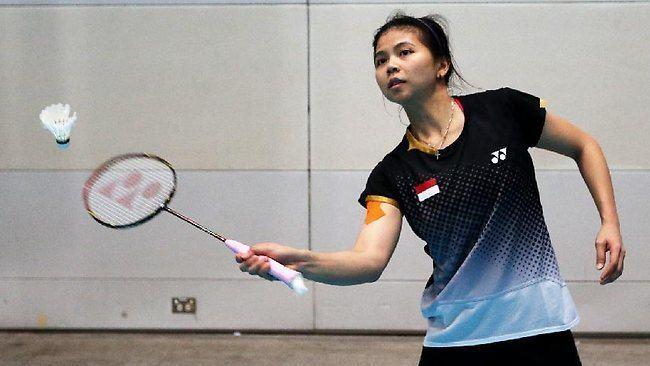 Greysia Polii Indonesian badminton player Greysia Polii says she was