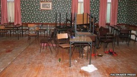 Greysteel massacre Greysteel 39Trick or Treat39 Massacre 20 years on BBC News