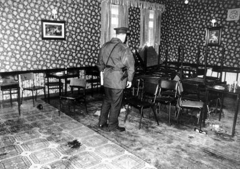 Greysteel massacre Greysteel killer Stephen Irwin freed as anniversary of massacre