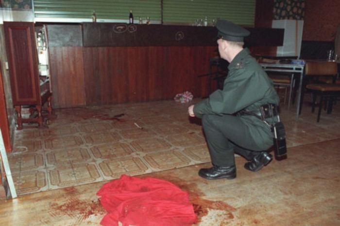 Greysteel massacre Priest recalls scene at Greysteel massacre 20 years ago Belfast