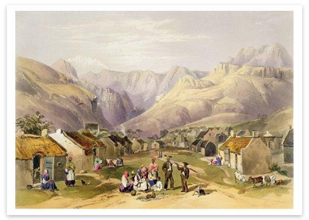 Greyton in the past, History of Greyton