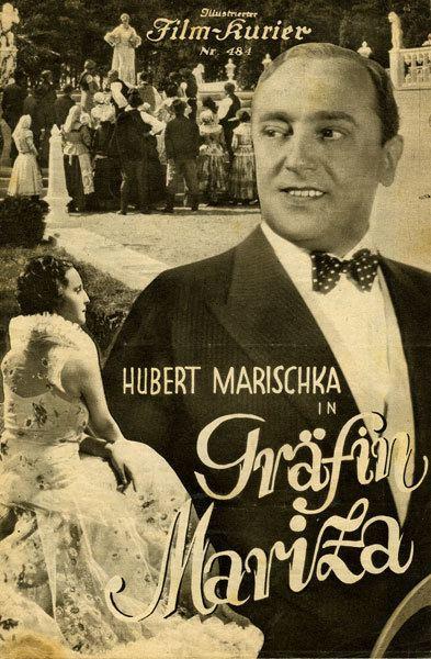 Gräfin Mariza (1932 film) Grfin Mariza 1932