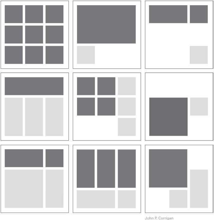 Grid (graphic design) 1000 ideas about Grid Design on Pinterest Website layout Ui