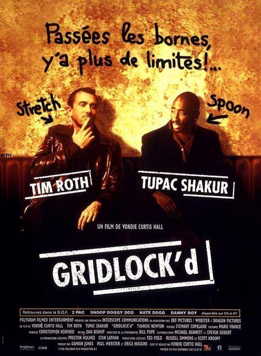 Gridlock'd Gridlockd Movie Poster 4 of 4 IMP Awards