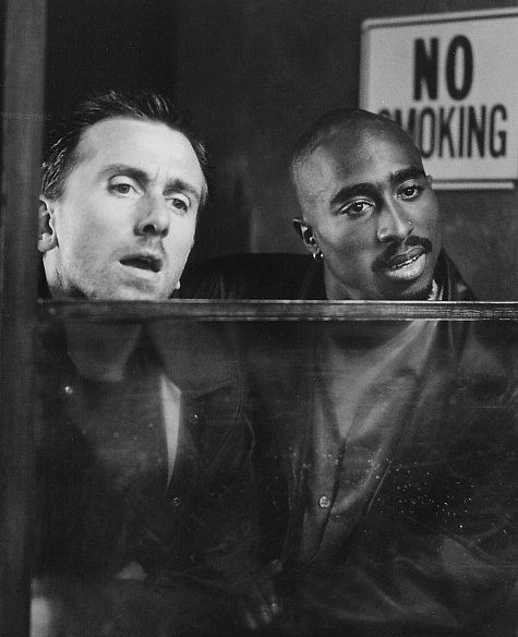 Gridlock'd Still of Tim Roth and Tupac Shakur in Gridlockd 1997 tupac