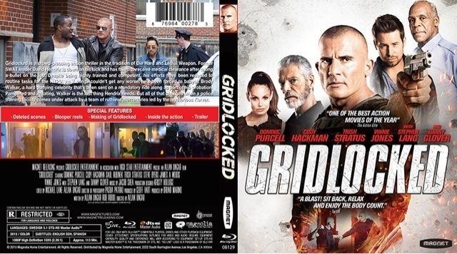 Gridlocked (2015 film) ROBABOB39 HORROR FILM REVIEWS AND NEWS Gridlocked 2015 Film