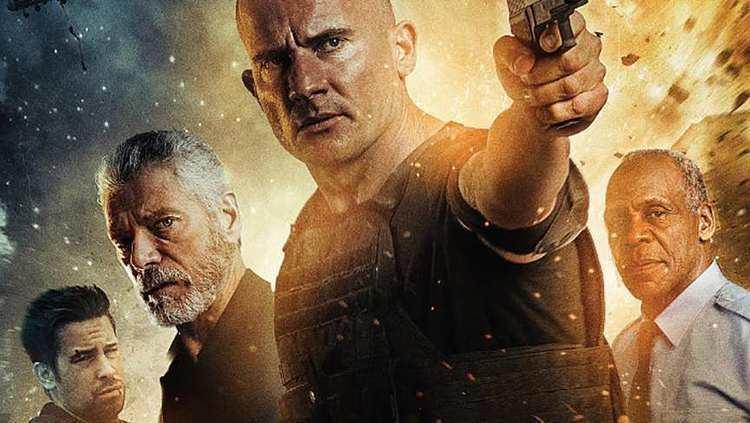 Gridlocked (2015 film) Gridlocked 2015 Poster 1 Trailer Addict