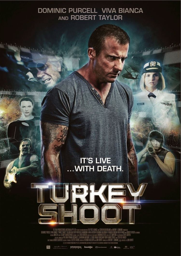 Gridlocked (2015 film) Film Combat Syndicate AFM 2014 Updates On TURKEY SHOOT And GRIDLOCKED