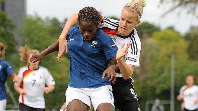 Griedge Mbock Bathy Lena Petermann Germany amp Griedge Mbock Bathy Nka France