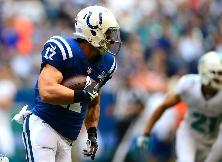 Griff Whalen Colts Release WR Griff Whalen to Sign FB Robert Hughes