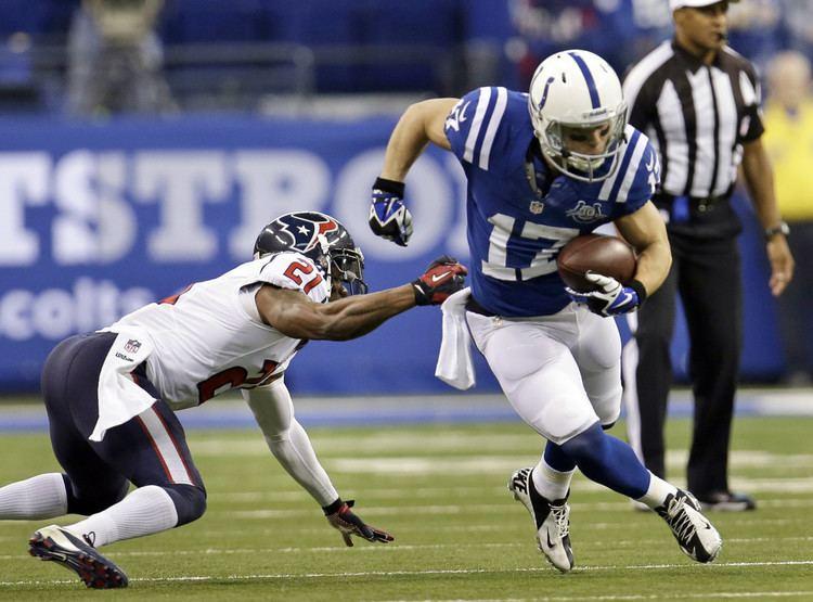 Griff Whalen Indianapolis Colts Wide Receiver Griff Whalen Eats Vegan