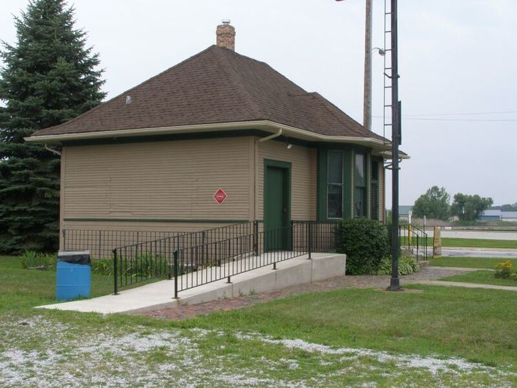 Griffith Grand Trunk Depot