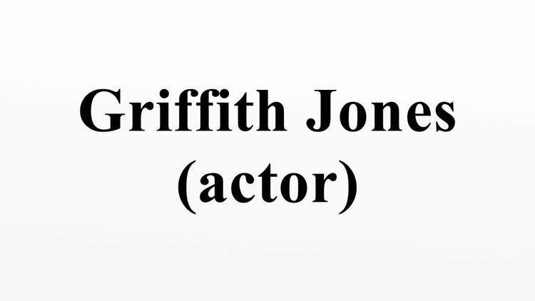 Griffith Jones (actor) Griffith Jones actor YouTube