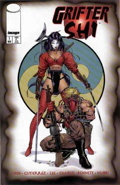 Grifter (comics) Grifter Comic Books for Sale Buy old Grifter Comic Books at www