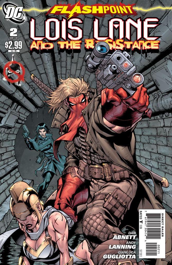 Grifter (comics) DC Comics39 Flashpoint Grifter Cover Revealed Wildstorm Enters the