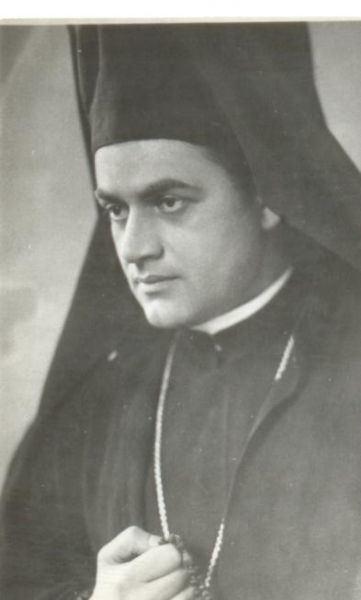 Grigol Peradze patron Parafia prawosawna pod wezwaniem w mcz arch Grzegorza