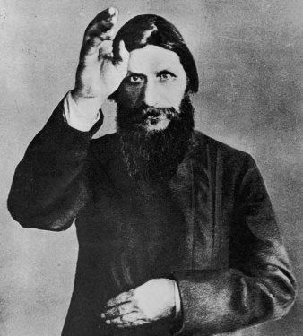 Grigori Rasputin Unveiled Secrets and Messages of Light GRIGORI RASPUTIN