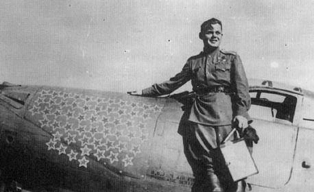 Grigoriy Rechkalov Soviet biplane fighter aces Grigorii Rechkalov