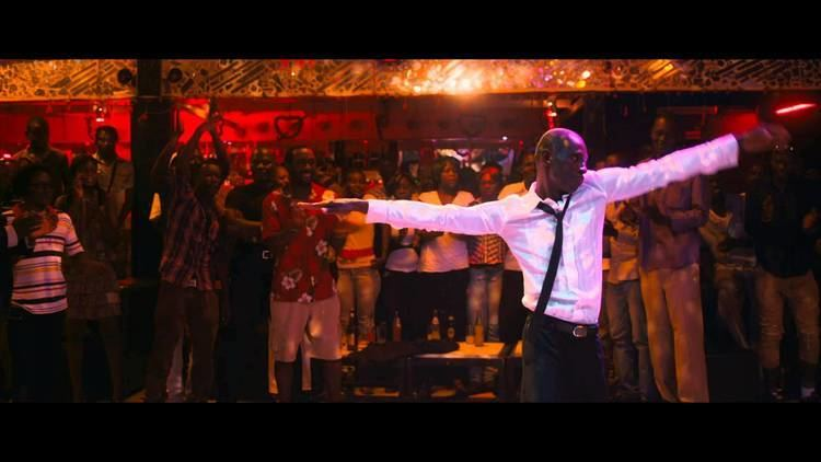 GriGris Clip from Grigris by MahamatSaleh Haroun Souleymane Dm dances in
