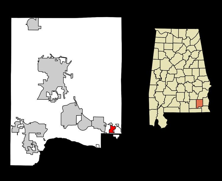 Grimes, Alabama