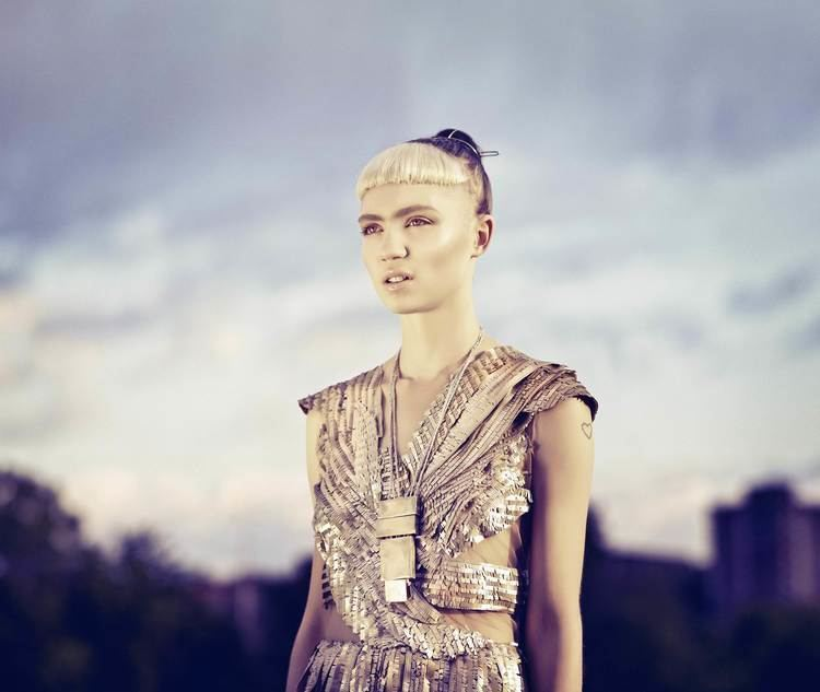 Grimes (musician) Keeping It Unreal Inside Grimes39 Cosmic Sounds amp Mozart39s