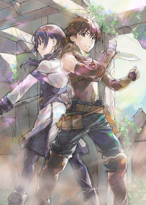 Grimgar of Fantasy and Ash Crunchyroll 3rd Main Visual New MVs for quotGrimgar of Fantasy and
