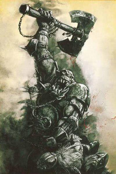 Grimgor Ironhide - Alchetron, The Free Social Encyclopedia