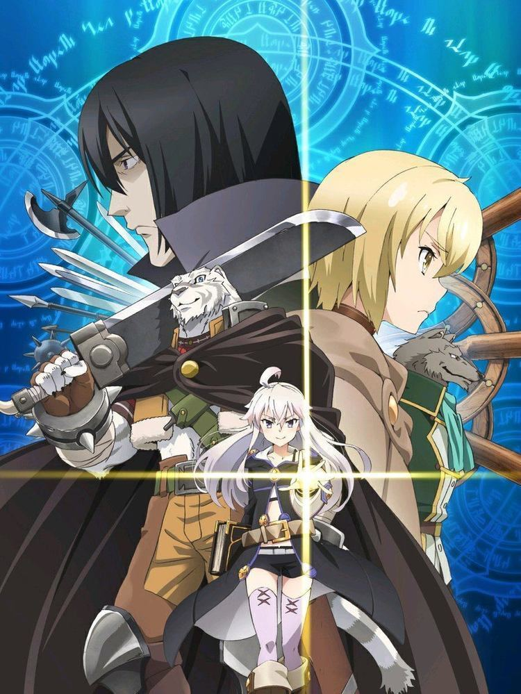 Grimoire of Zero Grimoire of Zero TV Anime News Network