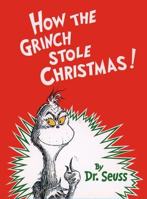Grinch How The Grinch Stole Christmas39 On 39Pea Green Boat39 MTPR