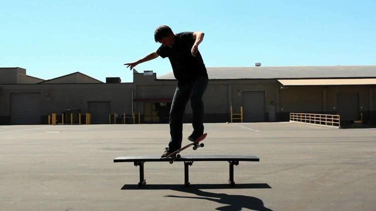 Grind (skateboarding) SKATEBOARDING MADE SIMPLE VOL 3 GRINDS AND SLIDES YouTube