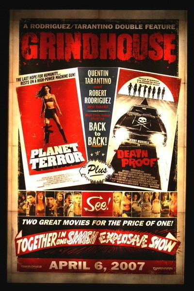 Grindhouse (film) Grindhouse Movie Review Film Summary 2007 Roger Ebert