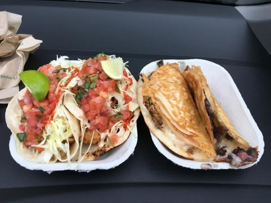 Gringas Fish tacos and gringas Picture of Tacofino Cantina Tofino