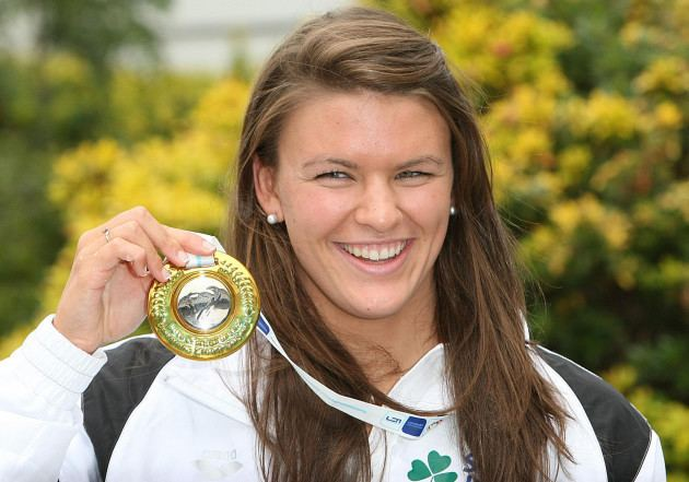 Gráinne Murphy Olympic swimmer Grinne Murphy retires at the age of 22 The42