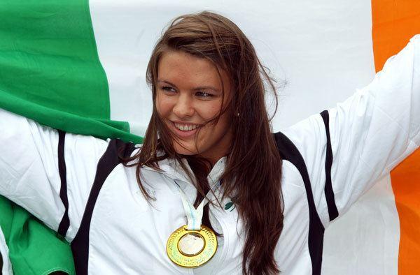 Gráinne Murphy Grinne Murphy retires from international swimming ZwemZa