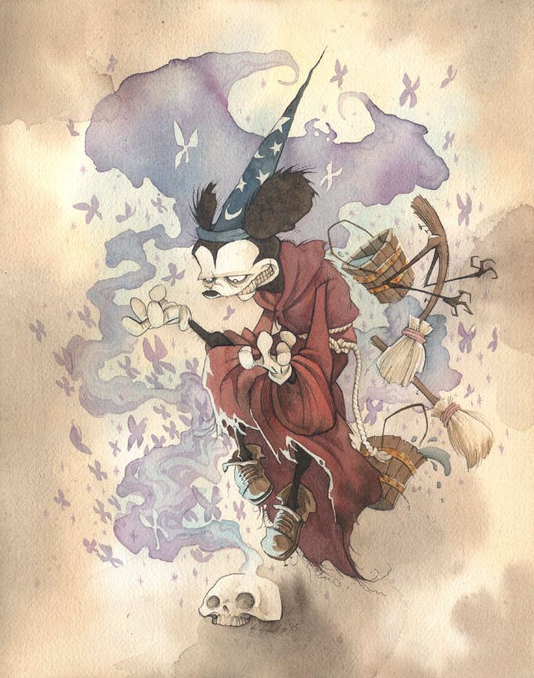 Gris Grimly The Art Of Animation Gris Grimly