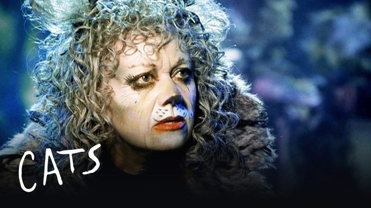 Grizabella Grizabella the Glamour Cat Cats the Musical YouTube