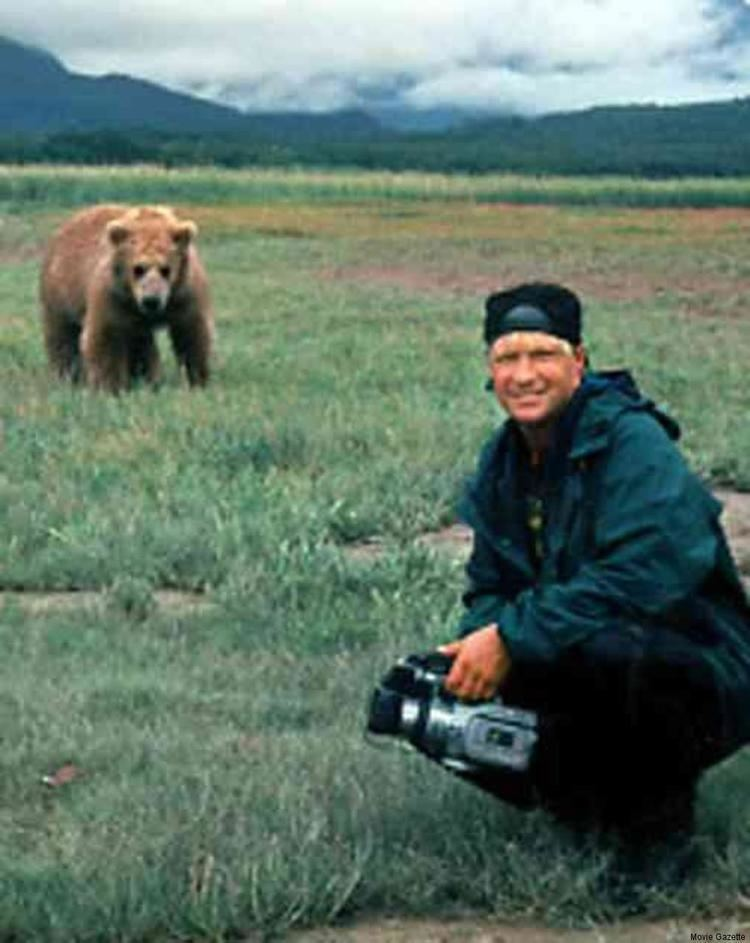 Grizzly Man Free Film Screening Grizzly Man The Coachella Valley Art Scene
